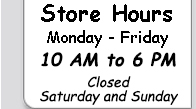 One Stop Computer Shop in Lees Summit MO - Store hours:  M-F 8AM to 6PM, Sat 9AM to 5PM